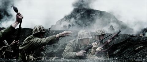 кадр №4950 из фильма Флаги наших отцов