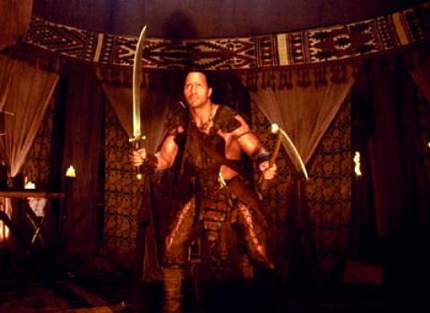 кадр №49576 из фильма Царь скорпионов