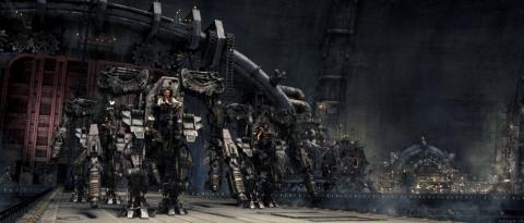 кадр №49600 из фильма Матрица: Революция