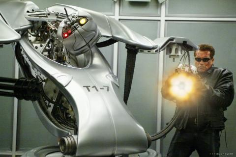 кадр №49647 из фильма Терминатор 3: Восстание машин