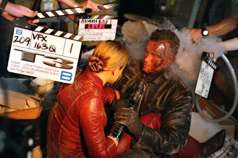 кадр №49661 из фильма Терминатор 3: Восстание машин