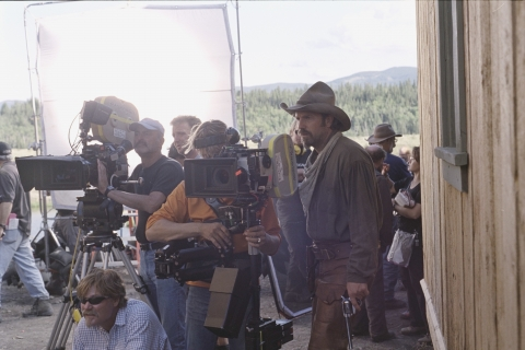 кадр №49716 из фильма Открытый простор