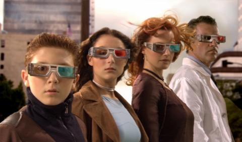 кадр №50192 из фильма Дети шпионов 3D: Игра окончена