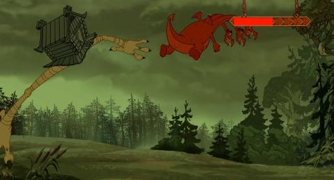 кадр №5024 из фильма Добрыня Никитич и Змей Горыныч