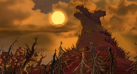 кадр №5028 из фильма Добрыня Никитич и Змей Горыныч