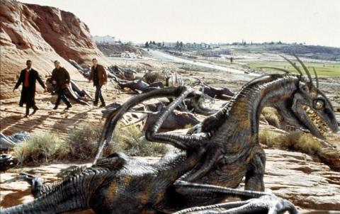 кадр №50802 из фильма Эволюция