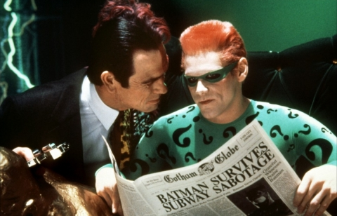 кадр №51150 из фильма Бэтмен навсегда