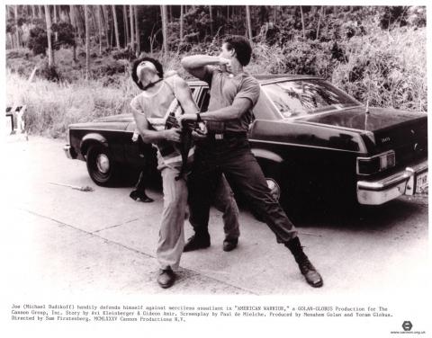 кадр №51293 из фильма Американский ниндзя