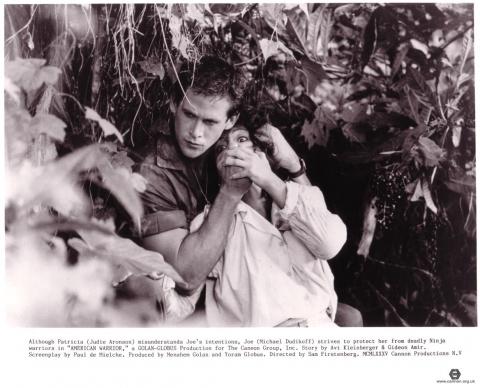 кадр №51294 из фильма Американский ниндзя