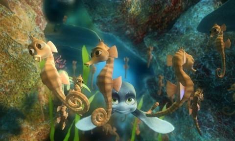 кадр №51506 из фильма Шевели ластами 3D