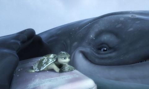 кадр №51507 из фильма Шевели ластами 3D
