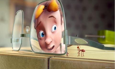 кадр №5153 из фильма Гроза муравьев