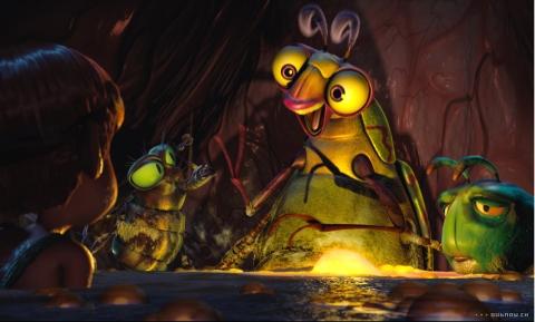 кадр №5156 из фильма Гроза муравьев