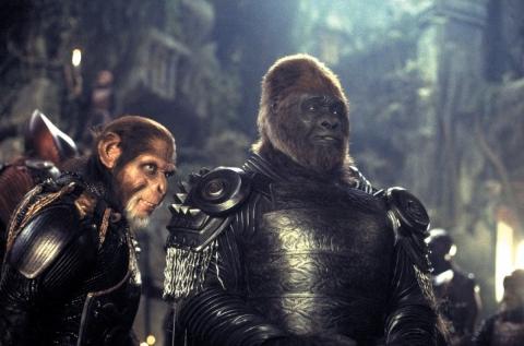кадр №52085 из фильма Планета обезьян