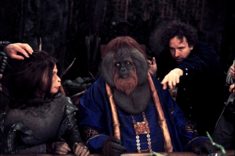 кадр №52097 из фильма Планета обезьян
