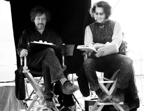 кадр №52185 из фильма Суини Тодд, демон-парикмахер с Флит-стрит