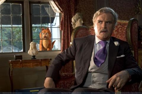 кадры из фильма Гарфилд 2