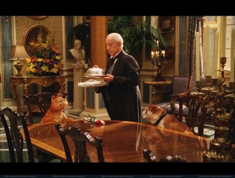 кадр №5232 из фильма Гарфилд 2