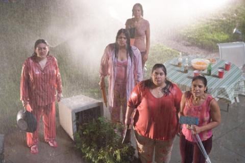 кадр №5254 из фильма Девушка из воды