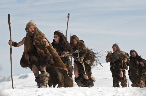 кадр №52963 из фильма Последний неандерталец