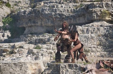 кадр №52964 из фильма Последний неандерталец