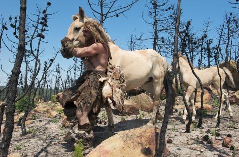 кадр №52967 из фильма Последний неандерталец