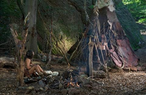 кадр №52969 из фильма Последний неандерталец