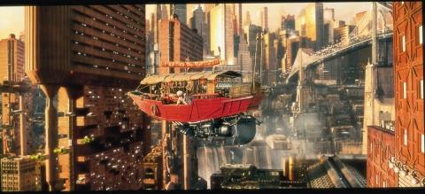 кадр №53250 из фильма Пятый элемент