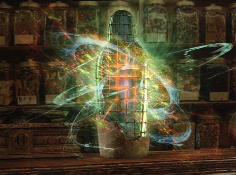 кадр №53473 из фильма Ученик чародея