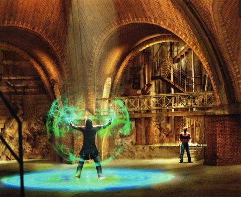 кадр №53478 из фильма Ученик чародея