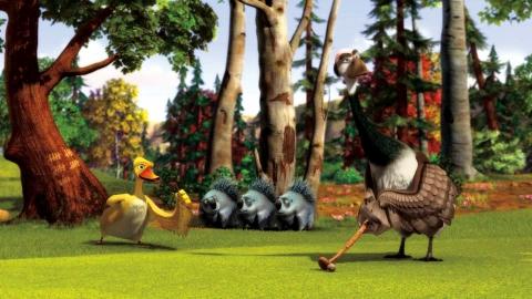 кадр №54497 из фильма Альфа и Омега: Клыкастая братва 3D