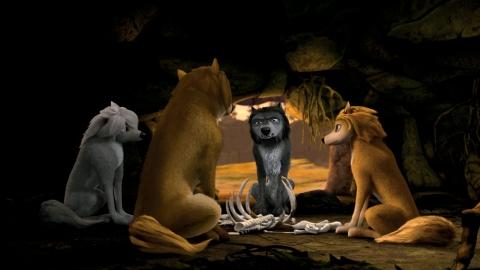 кадр №54501 из фильма Альфа и Омега: Клыкастая братва 3D