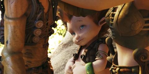 кадр №54836 из фильма Артур и война двух миров
