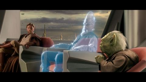кадр №554 из фильма Звездные войны: Эпизод III — Месть ситхов