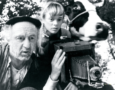 кадр №55459 из фильма Коровы