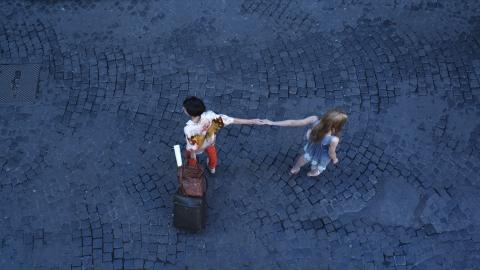 кадр №55530 из фильма Комната в Риме