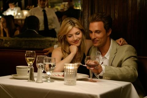 кадры из фильма Любовь и прочие неприятности Кэтрин Уинник, Мэтью Макконахи,