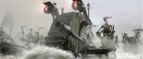 кадр №560 из фильма Звездные войны: Эпизод III — Месть ситхов