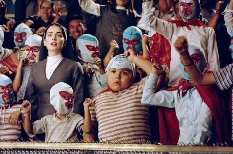 кадры из фильма Суперначо