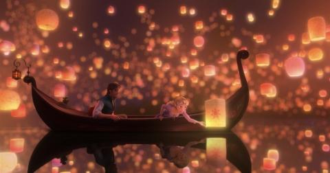 кадр №56395 из фильма Рапунцель: Запутанная история