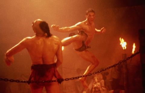 кадр №56575 из фильма Кикбоксер