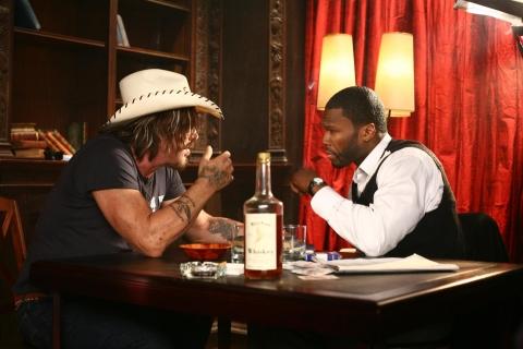 кадры из фильма 13 Микки Рурк,  50 Cent,