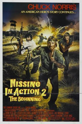плакат фильма постер Пропавшие без вести 2: Начало