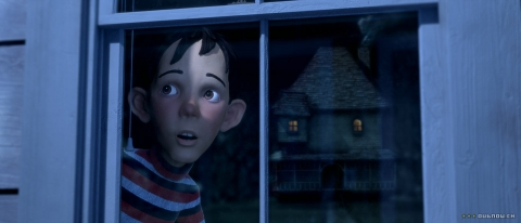 кадры из фильма Дом-монстр