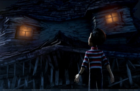 кадр №5726 из фильма Дом-монстр
