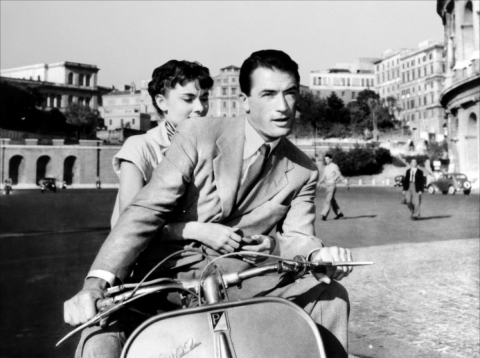 кадр №57477 из фильма Римские каникулы