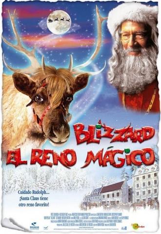 плакат фильма постер Близзард
