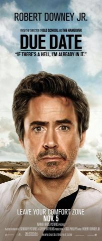 плакат фильма характер-постер Впритык