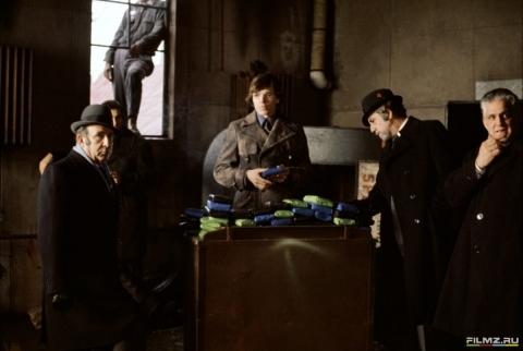 кадр №57964 из фильма Французский связной