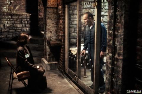 кадр №58376 из фильма Молчание ягнят